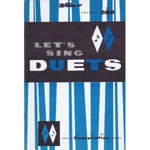 Image for Let's Sing Duets, Volume One