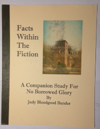 Image for Facts Within the Fiction: A Companion For No Borrowed Glory
