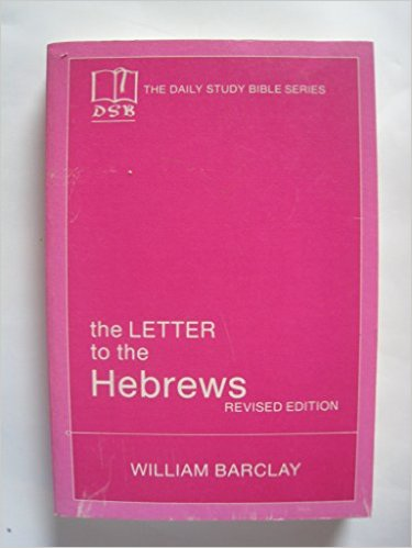 Image for The Letter To The Hebrews (Revised Edition)