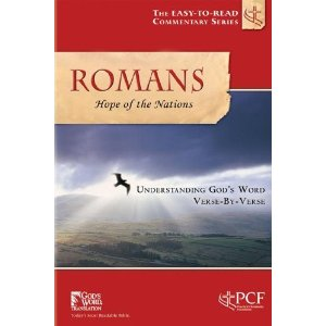 Image for Romans: Hope of the Nations (The Easy-To-Read Commentary Series)