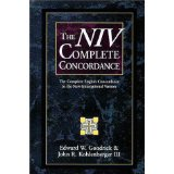 Image for The Niv Complete Concordance: The Complete English Concordance to the New International Version