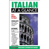 Image for Italian at a Glance (At a Glance Foreign Language Phrasebooks)