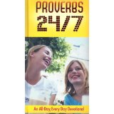 Image for Proverbs 24/7: An All Day, Every Day Devotional