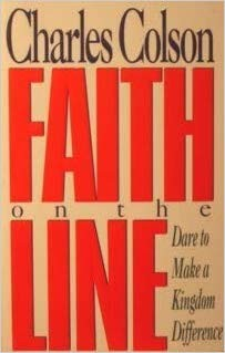 Image for Faith On The Line:  Dare Make A Kingdom Difference