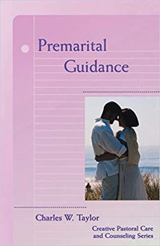 Image for Premarital Guidance:  Creative Pastoral Care and Counseling Series