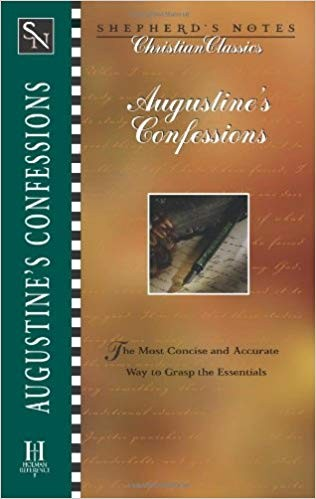 Image for Shepherds Notes: Augustines Confessions (Shepherd's Notes. Christian Classics)