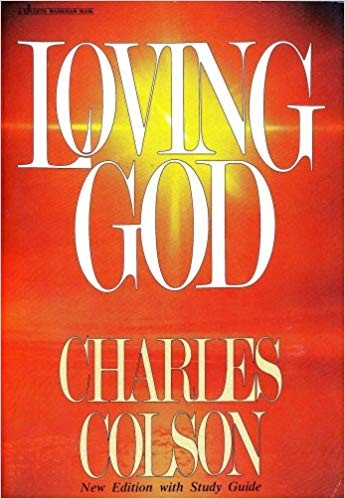 Image for Loving God: New Edition with Study Guide