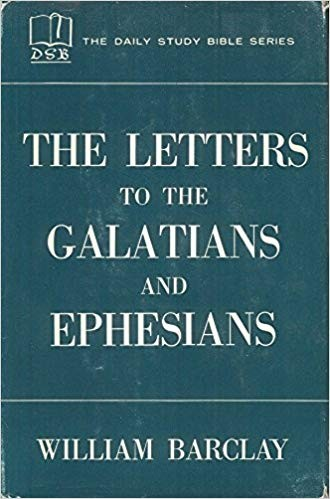 Image for The Letter To The Galatians and Ephesians