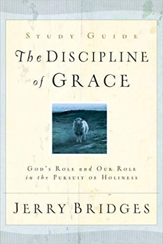 Image for The Discipline of Grace Study Guide: God's Role and Our Role in the Pursuit of Holiness