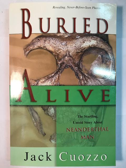 Image for Buried Alive:  The Startling Untold Story About Neanderthal Man