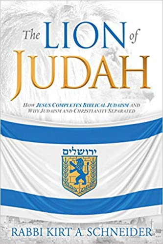 Image for The Lion Of Judah:  How Jesus Completes Biblical Judaism And Why Judaism And Christianity Separated