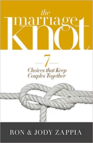 Image for The Marriage Knot:  7 Choices That Keep Couples Together