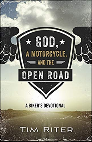 Image for God, A Motorcycle, And The Open Road:  A Biker's Devotional