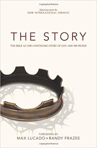 Image for The Story:  The Bible As One Continuing Story Of God And His People  (NIV)