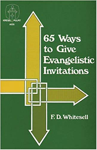 Image for 65 Ways To Give Evangelistic Invitations
