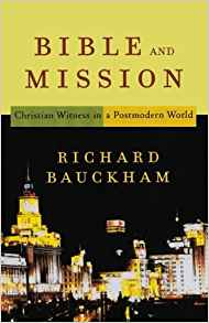 Image for Bible And Missions:  Christian Witness in a Postmodern World