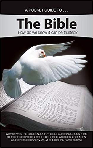 Image for The Bible:  How Do We Know It Can Be Trusted? (Pocket Guides from Answers in Genesis)