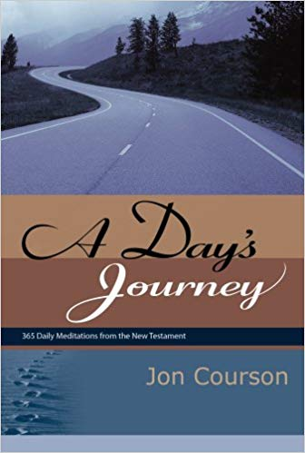 Image for A Day's Journey:  365 Daily Meditations from the New Testament