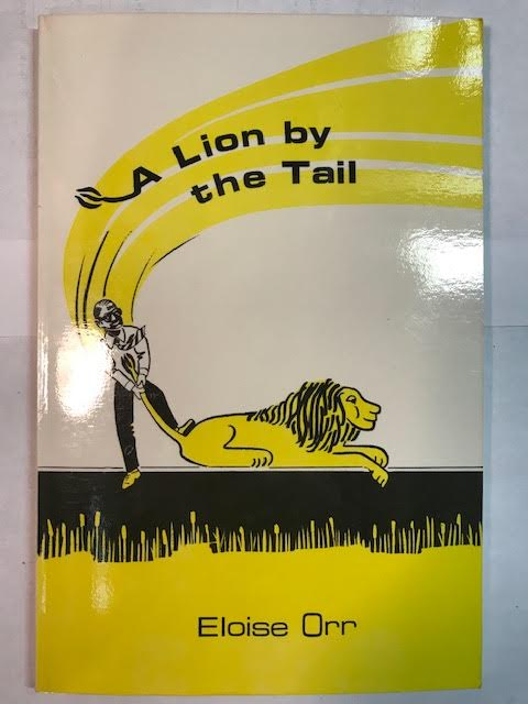 Image for A Lion By The Tail