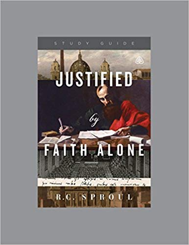 Image for Justified By Faith Alone (Study Guide)