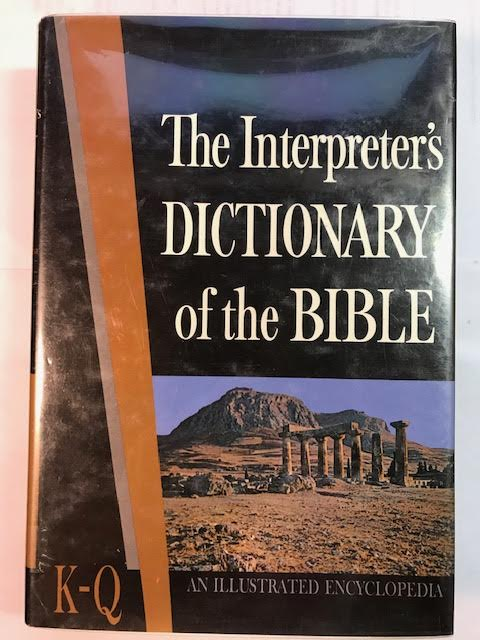 Image for Interpreter's Dictionary of the Bible, Volume 3 (K-Q)