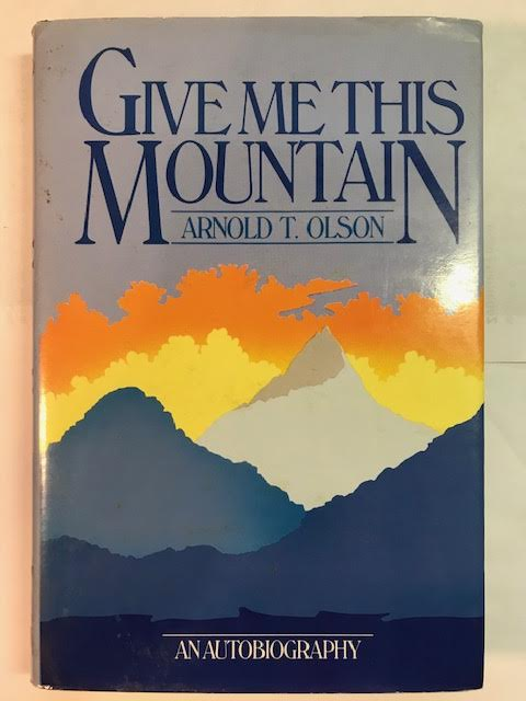 Image for Give Me This Mountain:  An Autobiography