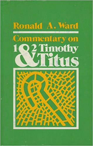 Image for Commentary On 1st and 2nd Timothy and Titus