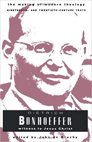 Image for Dietrich Bonhoeffer: Witness To Jesus Christ