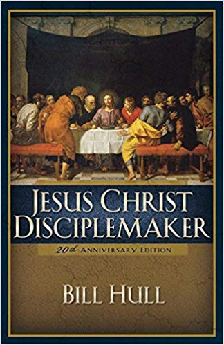 Image for Jesus Christ, Disciplemaker: 20th Anniversary Edition
