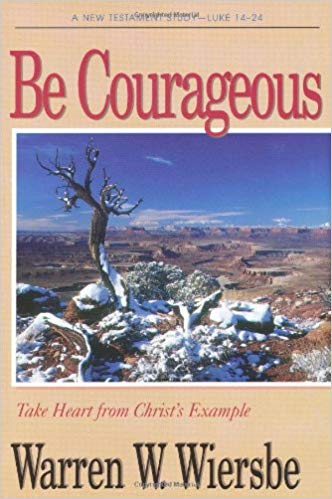 Image for Be Courageous