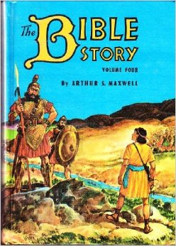Image for The Bible Story (Volume Four, Heroes and Heroines)