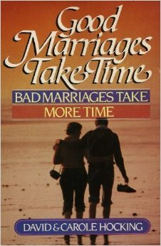 Image for Good Marriages Take, Bad Marriages Take More Time