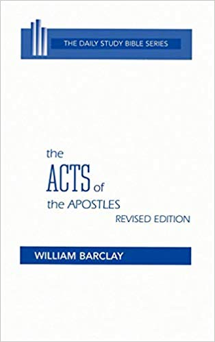 Image for The Acts of the Apostles (Daily Study Bible)