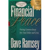 Image for Financial Peace: Putting Common Sense Into Your Dollars and Cents