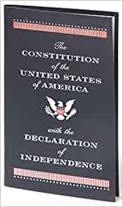Image for The Constitution OfThe Unites States Of America With The Declaration Of Independence