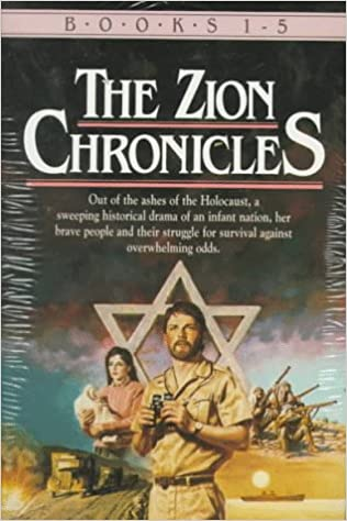 Image for The Zion Chronicles (Books 1-5)