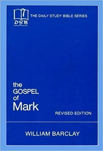 Image for The Gospel Of Mark:  The Daily Sturdy Bible Series