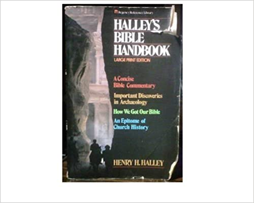 Image for Halley Bible Handbook