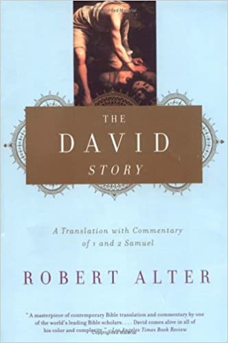 Image for The David Story: A Translation With Commentary of 1 and 2 Samuel