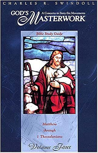 Image for God's Masterwork: Matthew through 1 Thessalonians (Bible Study Series)