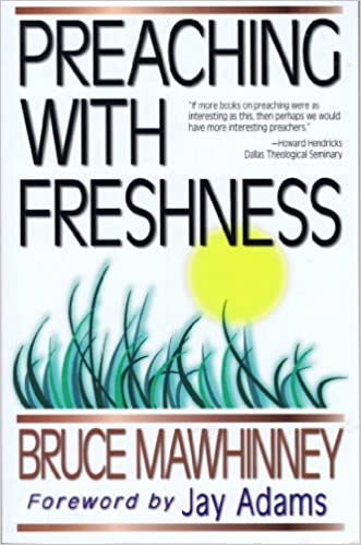 Image for Preaching With Freshness