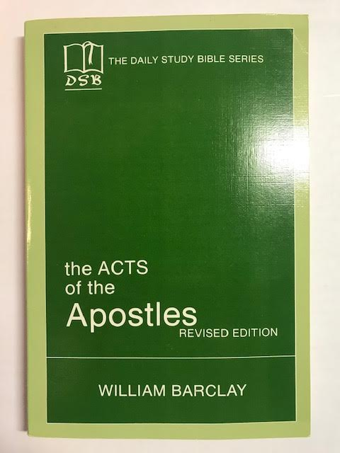 Image for The Acts Of The Apostle ( Revised Edition )