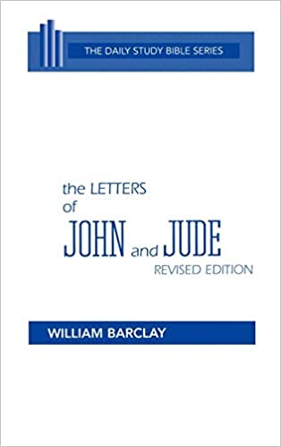 Image for The Letters of John and Jude (Daily Study Bible Series)