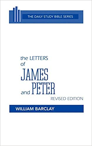 Image for The Letters Of James And Peter ( Revised Edition )