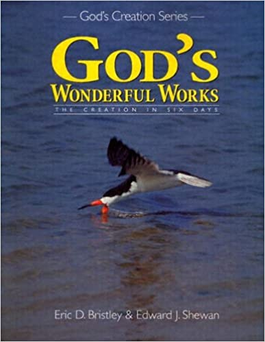 Image for God's Wonderful Works:  The Creation In Six Days   (God's Creation Series)