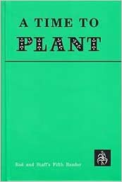 Image for A Time To Plant (Fifth Reader)