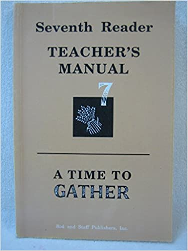 Image for A Time To Gather: Teacher's Guide (Seventh Reader)