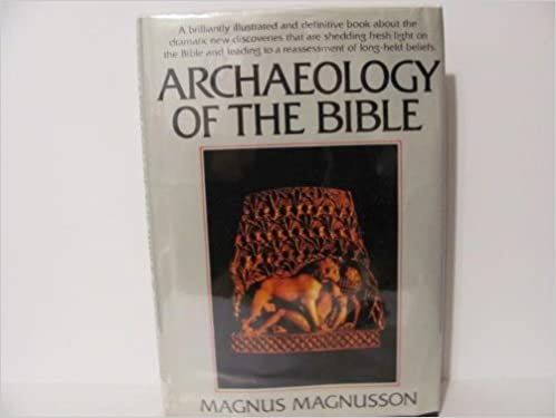 Image for Archeology Of The Bible