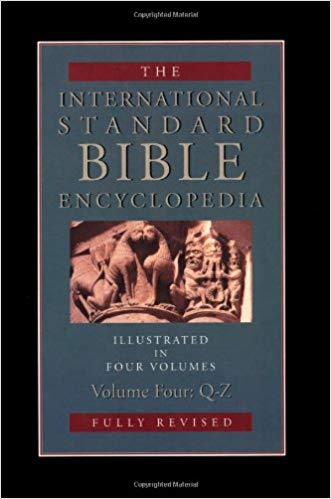 Image for The International Standard Bible Encyclopedia: Q-Z