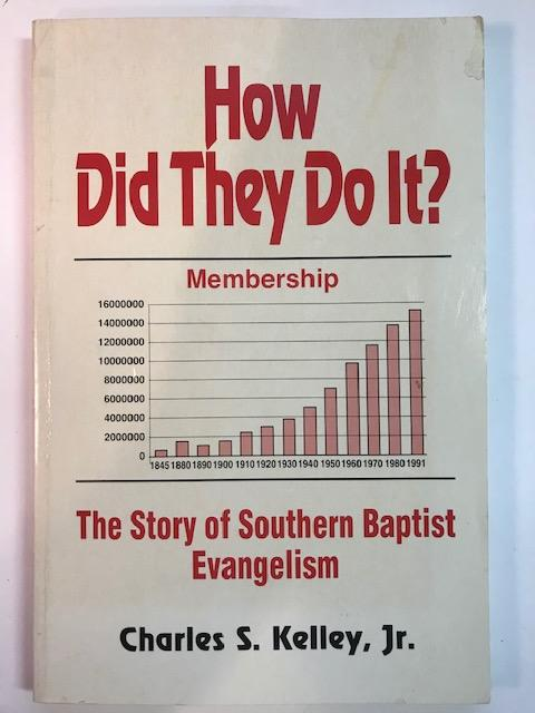 Image for How did they do it?: The story of Southern Baptist evangelism